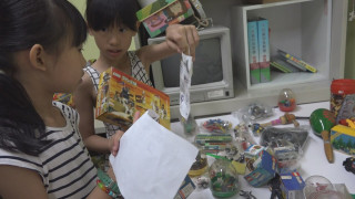 玩具圖書館周年慶交換活動 大人.小孩滿載而歸