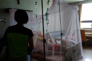 宜蘭出現登革熱境外移入病例,住院治療中。(圖/宜蘭縣衛生局提供)