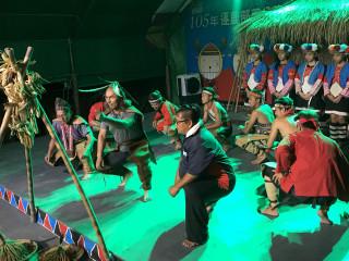展現鄒族舞蹈力與美 阿里山鄒族表演藝術團前進花東