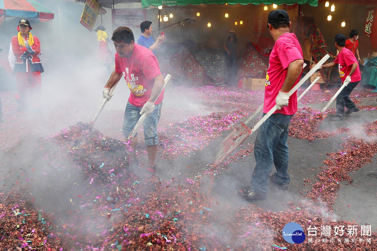 民進黨執政連香都不能燒? 廟宇號召10萬人上凱道「進香」