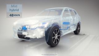 瑞典車廠Volvo宣布創全球主流車車廠之先,宣布2019年起,只生產電動車、油電混合車,屆時該廠傳統汽柴油動力車款將不再繼續生產。(圖/Volvo cars )