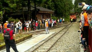 印度貴賓探訪十字秘境!阿里山森林鐵路朝向世界遺產『奮起前進』