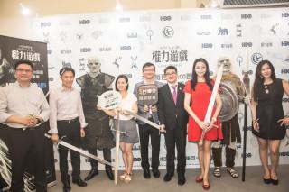 凱擘.HBO攜手宣傳冰與火 影迷零距離接觸劇中角色