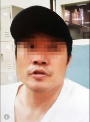 八德警方所公布的縱火嫌犯詹文龍,刻正全力追緝中。