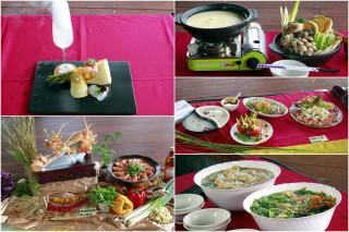 「夏戀礁溪」邀您泡夏湯、享美食、保健康。(圖/記者陳木隆攝)