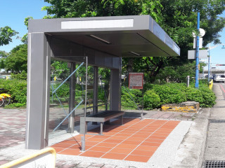 張芬郁爭取十九甲到火車站公車。林重鎣攝
