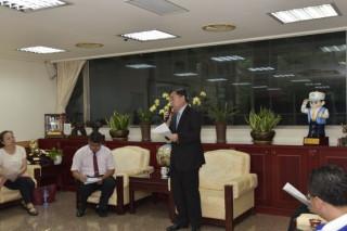 邱議長強調,他將要求市府相關單位與幼教業者召開協調會,希望能協助業者解決問題。