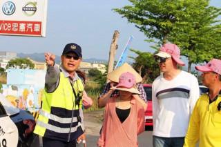 台灣尚水人情味 波力士助泰女返鄉