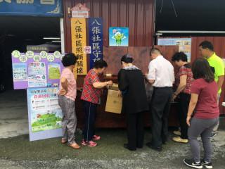 環保局在6鄉鎮市成立資源回收站。