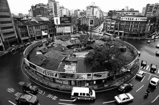 台北(建成)老圓環(圖/北市公園處提供)