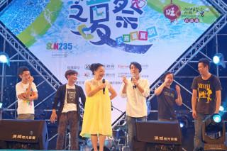 2017海之夏祭金曲歌后連袂開唱「在嘉夏夏叫」強勢登場,東石漁人碼頭HIGH一夏!