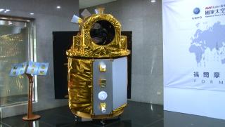 首顆台灣設計衛星 福衛五號即將升空