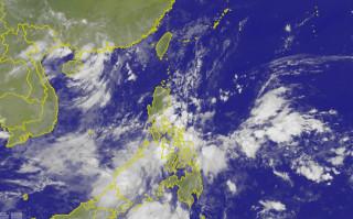 南海及菲律賓海面熱帶擾動 吳德榮:恐形成颱風(圖/翻攝中央氣象局網站)