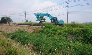 終結12年來摔車噩夢 花壇鄉斑鳩路正式動工拓寬