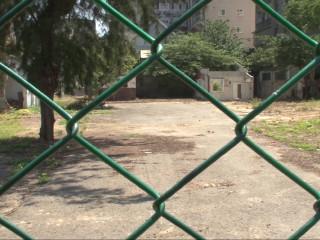 錦華街眷戶閒置空地 打造人行綠空間