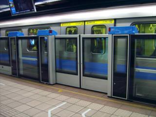 台北市資訊局表示,年底前台北捷運全線包含捷運車廂、車站內,都會有免費Wi-Fi無線網路。(圖/Wikipedia)