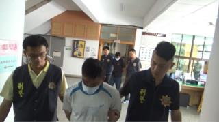 孿生兄弟缺錢買毒搶劫外勞 檢察官指揮搜索逮捕偵辦