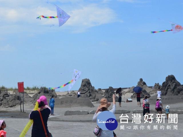 大安港風沙節8月6日登場 表演活動連續6小時不間斷
