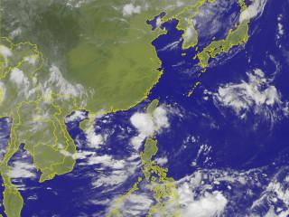 中央氣象局表示,22日各地上午仍為多雲到晴的天氣,尤其大台北地區已出現36度以上高溫,甚至有37度左右高溫發生的機率。(圖/中央氣象局提供)