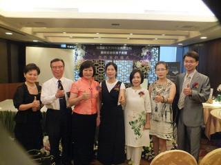台灣叡松生技公與中國廣東順德新葉子集團,今天簽署兩岸合作備忘錄。