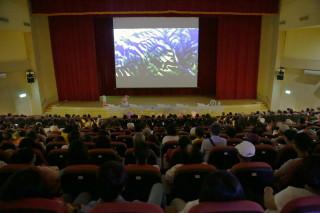市府放映「看見台灣」影片 感謝齊柏林喚醒台灣人環保意識