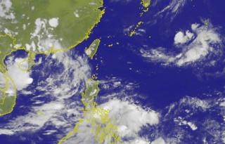 第8號颱風桑卡形成 9號尼莎週五恐影響台灣 (圖/翻攝中央氣象局官網)