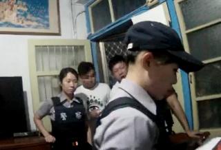 男子臉書留言欲輕生,機警女警手機定位緊急協尋搶救成功