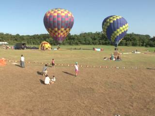 颱風來襲 熱氣球嘉年華活動延期到7/31日
