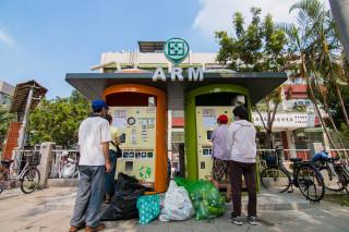 高雄市環保局期望市民可以在日常生活中落實資源回收工作。(圖/高雄市政府環境保護局提供)