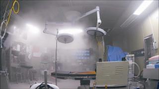 彰基導入自動防疫技術 提供病患優質醫療品質