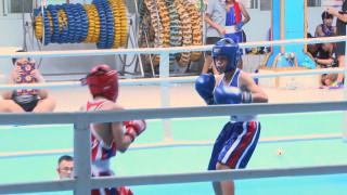 蘭州杯拳擊邀請賽 以賽代訓切磋拳技