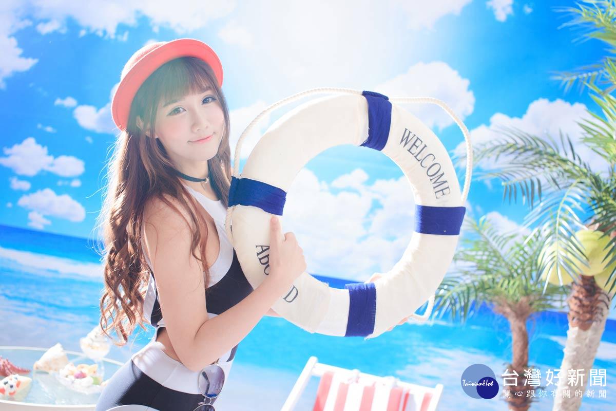 夏日海洋派對 舞動熱情青春