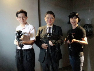 全台最大VR+虛擬體驗館,台南Focus 13F同樂。