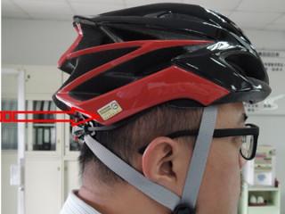 選用自行車用防護頭盔,檢驗局臺南分局提供小技巧!