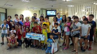 新北觀光工廠暑假Fun For 鬆活動,受到市民朋友的支持。(圖/記者黃村杉攝)