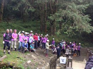 阿里山國家森林遊樂區8月1日開園,特富野古道工作假期名額爆滿停止受理