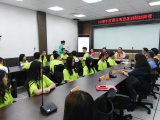 成功工商僑生專班開訓   37位僑生學習興趣高昂