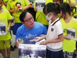 化療女童捐獎金家扶抗貧募款 舉動令人百分百温馨