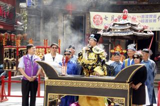 台灣第一所育嬰堂 嘉義城隍廟重現貧民棄嬰史