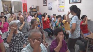葫東社區食堂開課 銀髮共學在地安養