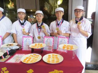 永平工商共一舉榮獲13項類的獎牌,可說金光閃閃為獲獎最多的學校隊伍。