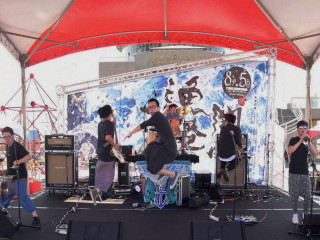 「一區一舞台~漁港開唱」活動於大園區竹圍漁港盛大登場。