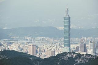 台北盆地(圖/取自PIXABAY)