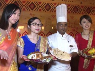 道地印度美食 視覺味覺皆滿足