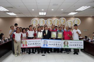 嘉市第一屆金牌農村選拔,頂庄奪金 代表出征 參賽全國金牌農村
