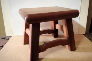 漢式小板凳。(圖/全聯善美的文化藝術基金會提供)