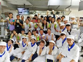華裔緬甸師生訪成功工商   體驗實作互動課程