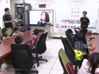 新竹振道回饋地方 帶領孩子認識媒體
