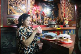 台灣人是「尚水」的風景 為愛走天涯智利女來台當廟婆