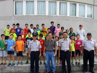 讓青少年從事正當活動 東港警前進校園宣導犯罪預防